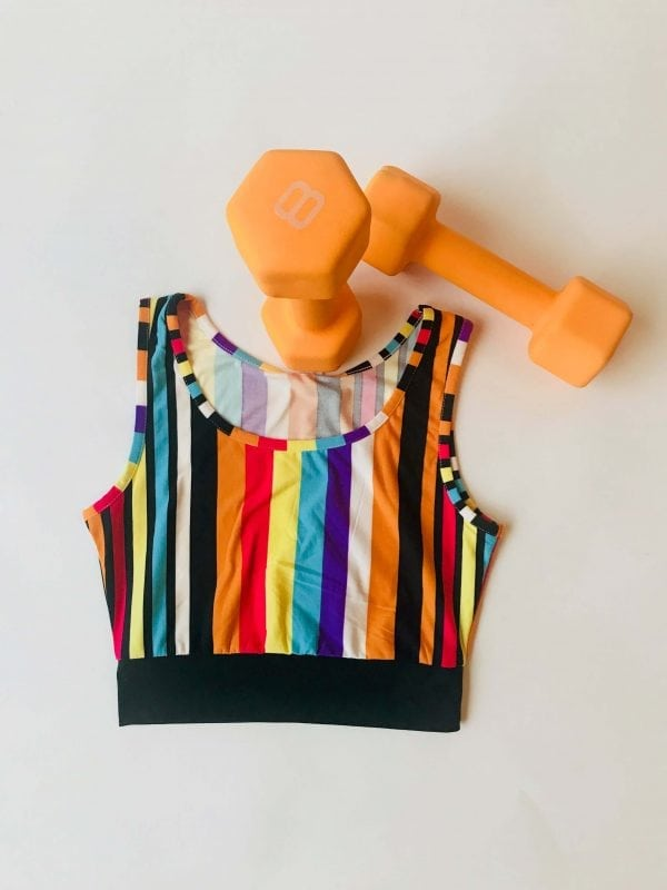 Bold Two Piece Womens Active Set 4