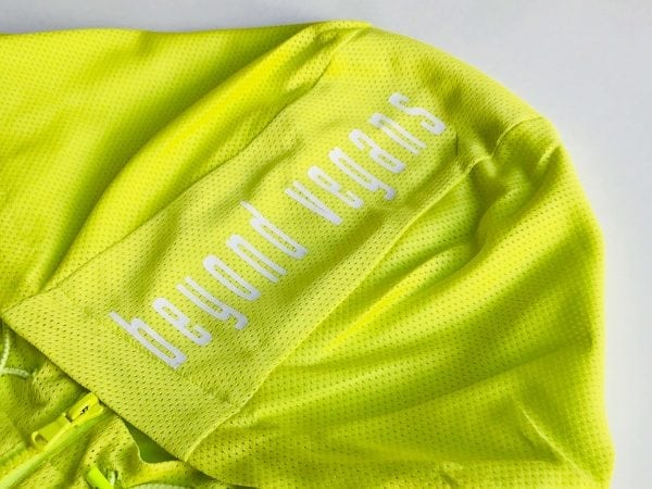 Inner Wind Women's Pullover Windbreaker Neon 2