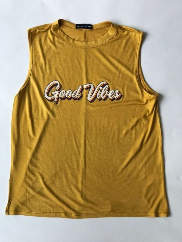 Lifestyle Vibes Retro Women's Muscle Tank Top 2